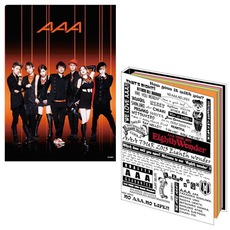 AAA<br>AAA TOUR 2013 Eighth Wonderグッズ<br>クリアファイル&WONDER NOTEセット