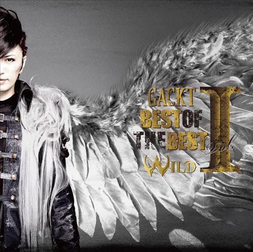 GACKT<br>BEST OF THE BEST vol.1 ‐WILD‐<br>(DVD付)