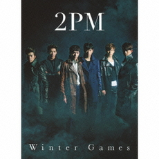 2PM<br>Winter Games[CD+DVD]<盤A>