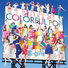 E-girls<br>COLORFUL POP