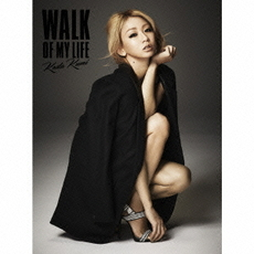 倖田來未<br>WALK OF MY LIFE[CD+DVD]