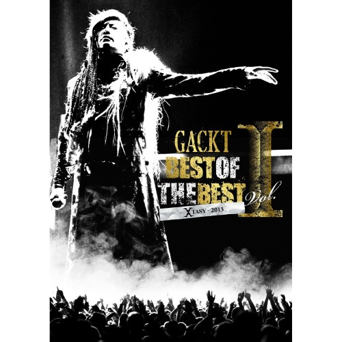 GACKT<br>BEST OF THE BEST I ~XTASY~ 2013(DVD)