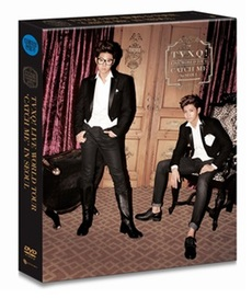東方神起<br>TVXQ! THE 4TH WORLD TOUR  (DVD)