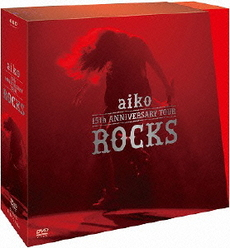 aiko<br>aiko 15th Anniversary Tour 『ROCKS』(DVD)
