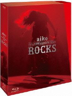 aiko<br>aiko 15th Anniversary Tour 『ROCKS』(Blu-ray Disc)