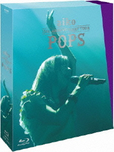 aiko<br>aiko 15th Anniversary Tour 『POPS』(Blu-ray Disc)