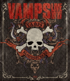 VAMPS<br>VAMPS LIVE 2014-2015 通常盤A(Blu-ray Disc)