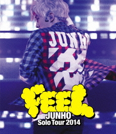 "JUNHO (From 2PM)<br>JUNHO Solo Tour 2014 ""FEEL""(Blu-ray Disc)"