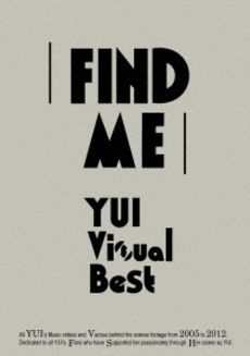 YUI<br>FIND ME YUI Visual Best (Blu-ray Disc)