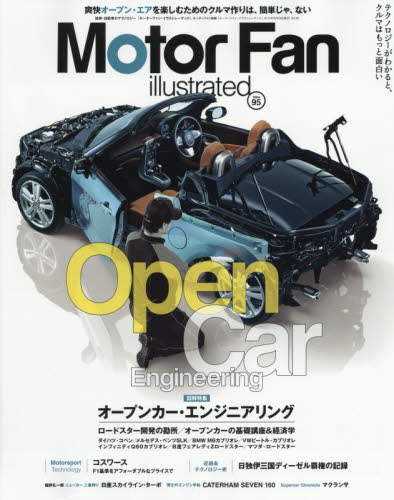Motor Fan illustrated 095