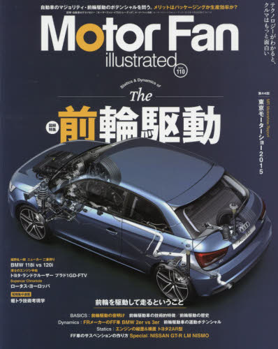 Motor Fan illustrated 110