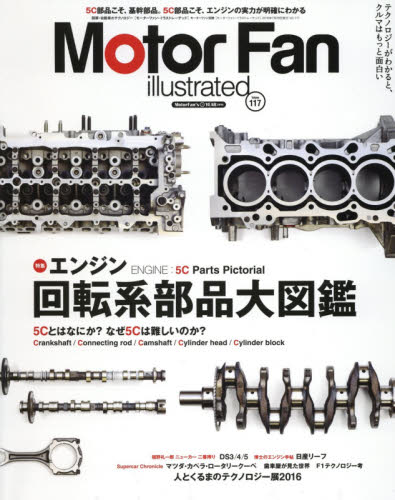 Motor Fan illustrated 117