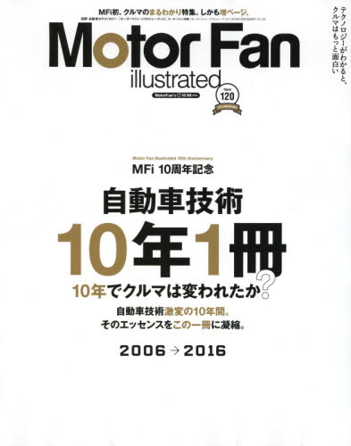 Motor Fan illustrated 120
