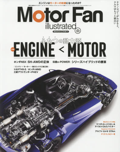 Motor Fan illustrated 122