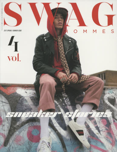 SWAG HOMMES vol.4(2017SPRING/SUMMER ISSUE)