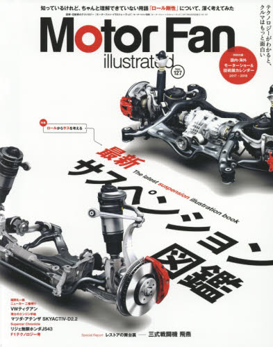 *Motor Fan illustrated 127