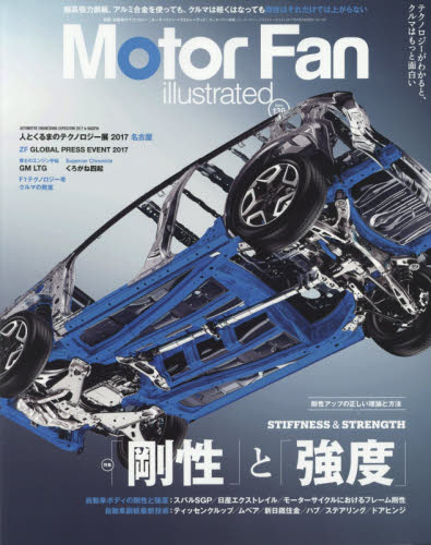 Motor Fan illustrated 130