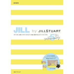 良書網訂購 圖書 JILL by JILLSTUART 5th Anniversary 宝島社 ISBN:9784800210654