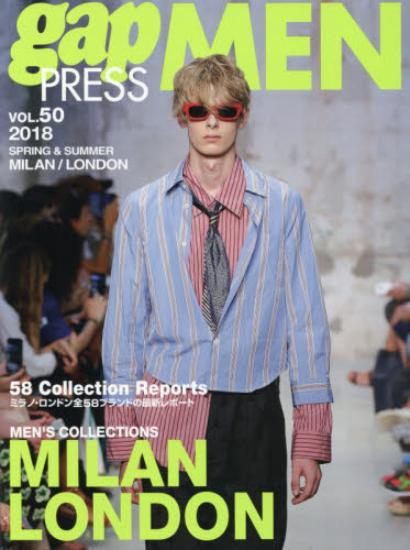 gap PRESS MEN vol.50