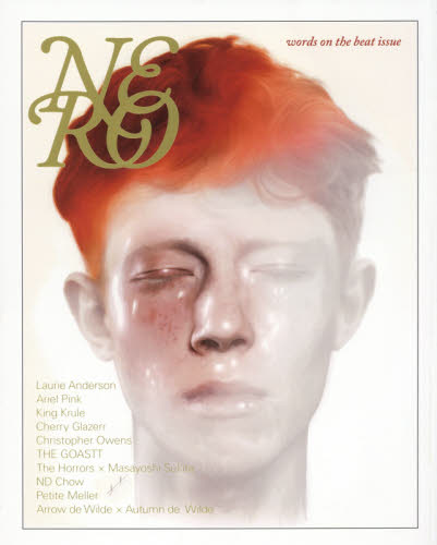 nero young generation / words on the beat issue King Krule Cherry Glazerr Ariel Pink Pe?