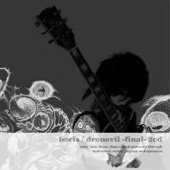 BORIS<br/>DRONEVIL ‐FINAL‐