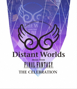 Anime<br>Distant Worlds music from FINAL FANTASY THE CELEBRATION<br>(Blu-ray Disc)